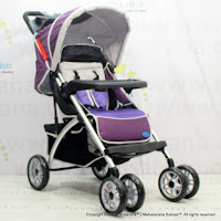 Junior L'abeille A210 Aluminium Alloy Lightweight Baby Stroller