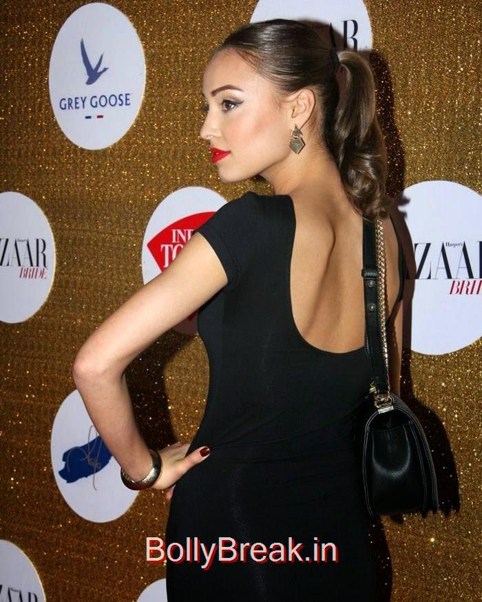 Harper's Bazaar Bride 1st Anniversary Party, Nishka Lulla Hot Photos At Harper's Bazaar Bride 1st Anniversary Party