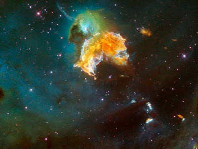 Heavier elements were not formed in supernovas, despite beliefs of secular scientists