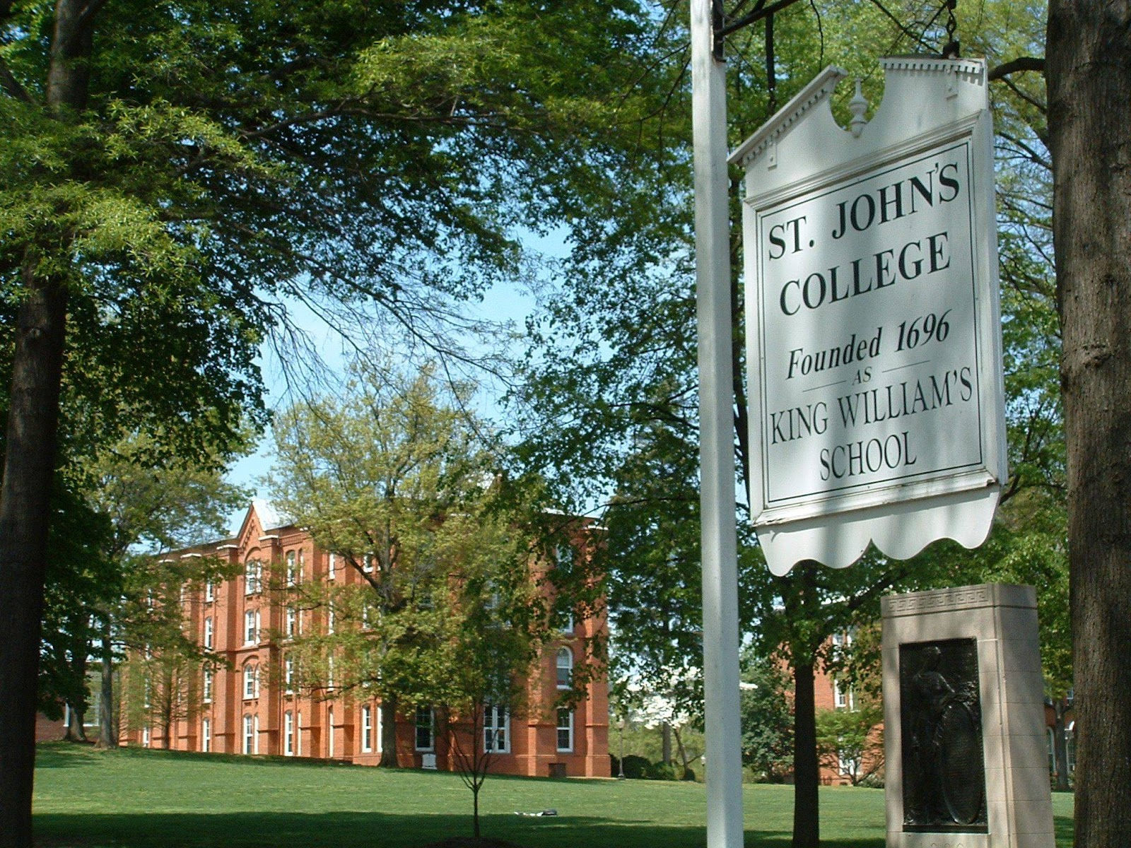 St John S College Annapolis Md 78