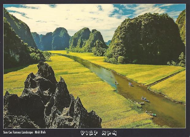 postcard-page vietnam tam