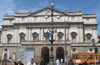 Mantovani's father was orchestra leader at Teatro alla Scala under Arturo Toscanini.