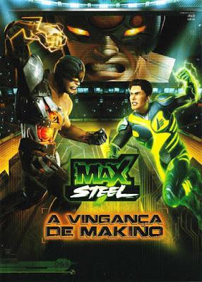 Max Steel A Vingança de Makino