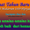 Selamat Tahun Baru Islam 1439 Hijriyah, Baca doa dan Introspeksi