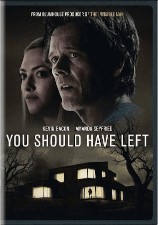 You Should Have Left [2020] [DVD R1] [Latino]