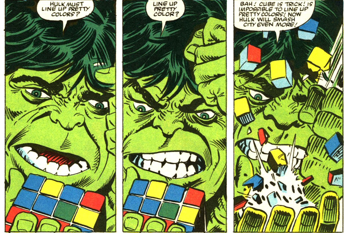 Mopdog Mopdog A To Z And A Word About The Hulk In The