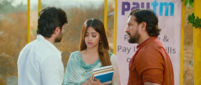 Geetha Govindam (2018) Full Movie Hindi Dubbed 720p HDRip ESubs Download