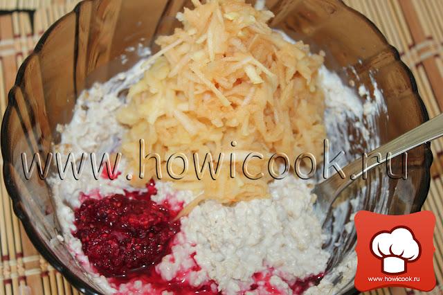Мюсли на завтрак от Джейми Оливера рецепт пошаговые фото
