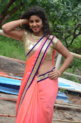 Actress Pavani sizzling photo shoot-thumbnail-10