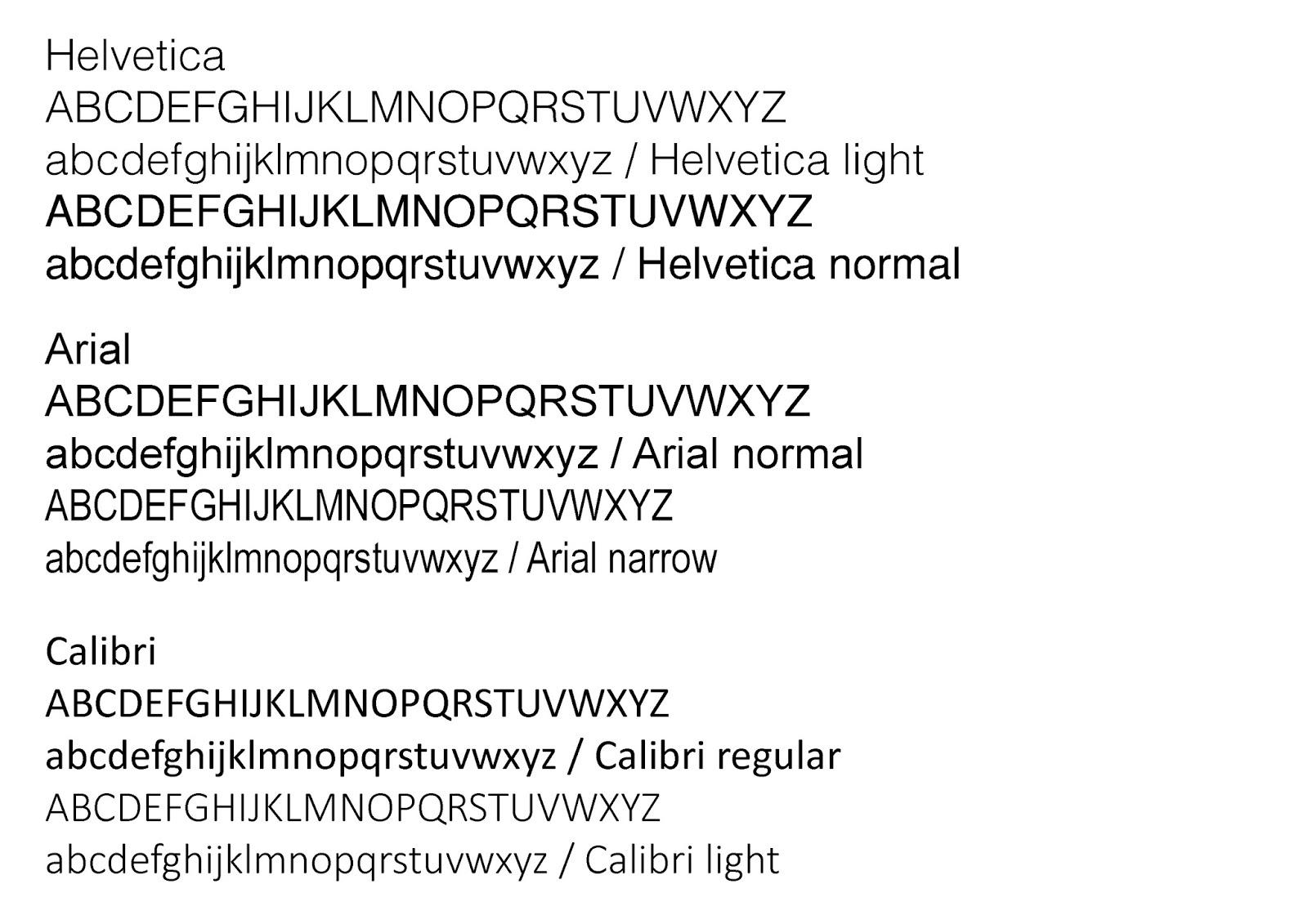 Charlie Hamnett Graphic Design Year 2: Project Typography