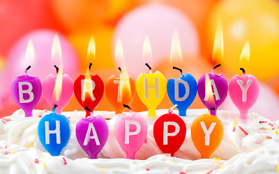 Happy Birthday wishes for baby: best candles for happy birthday