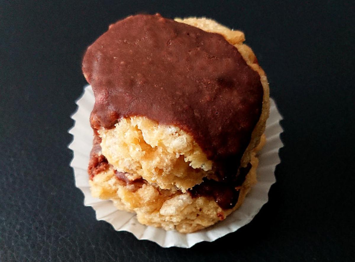 No Bake Gluten Free Crispy Cupcakes