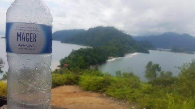 liburan di pulau pamutusan di sumatra barat