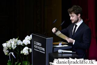Zurich Film Festival: Award night ceremony