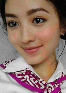 Foto Baru Natasha Wilona Canti Banget