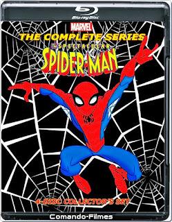 Baixar Homem Aranha - A Serie Animada Dublado Completo