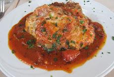 وصفة عمل شرائح دجاج بيتزايولا على الطريقة الإيطالية