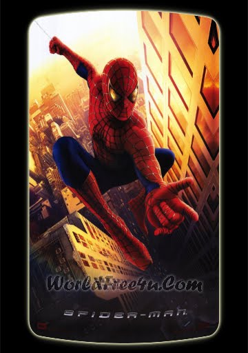 Poster Of Free Download Spiderman 2002 300MB Full Movie Hindi Dubbed 720P Bluray HD HEVC Small Size Pc Movie Only At worldfree4u.com