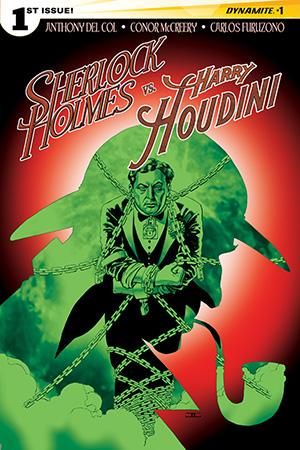 Sherlock Holmes vs Harry Houdini