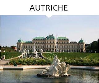 My Travel Background : Voyage Europe Autriche