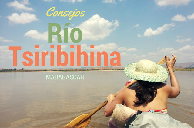 consejos río tsiribihina