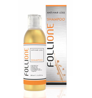 Folione anti hair loss shampoo