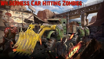 wilderness-car-hitting-zombies-apk-mod