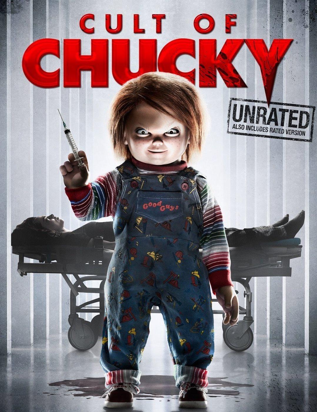 O Culto de Chucky 2017 Dublado