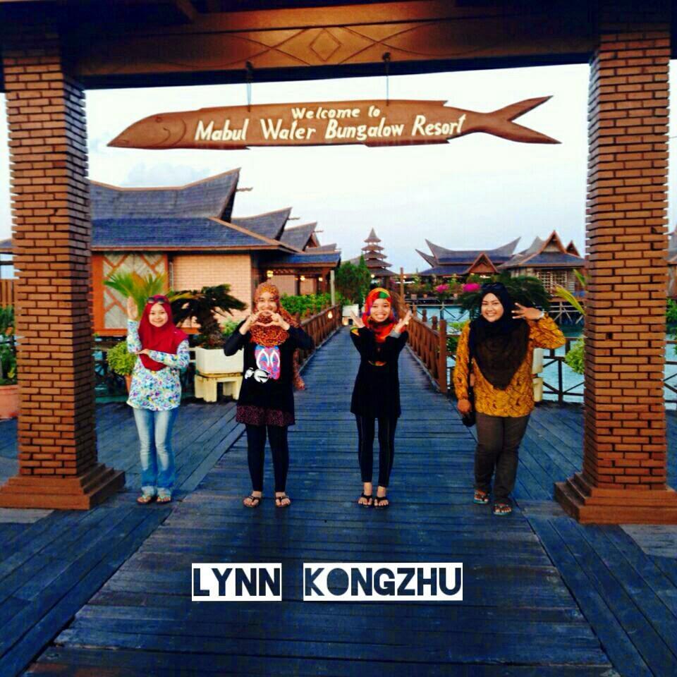 Mabul Water Bungalow: Lynn Kongzhu: Trip Ke Mabul (Bahagian 3