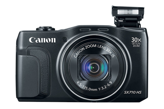 Canon PowerShot SX710 HS, camera, specification