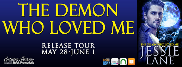 Spotlight:  The Demon Who Loved Me by Jessie Lane