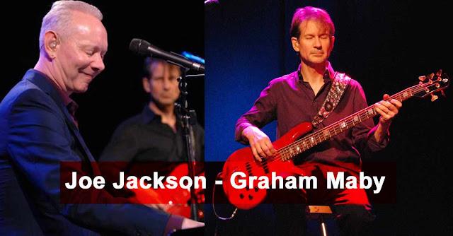 Joe Jackson - Graham Maby