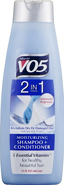 alberto vo5 2in1 shampoo and conditioner
