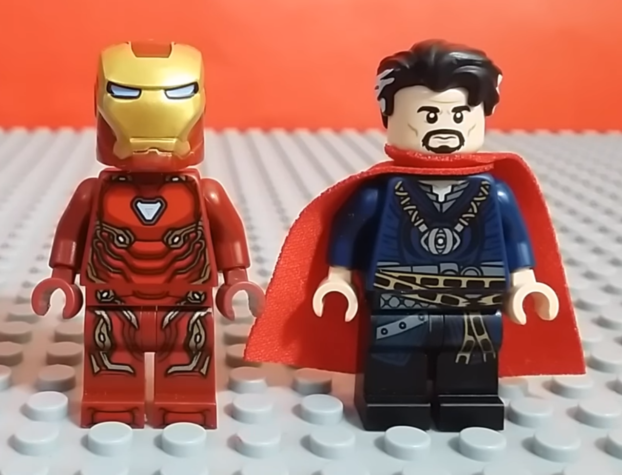 Helping Hands Of America >> AnJ's Brick Blog: Lego Avengers Infinity War Minifigures Images Revealed