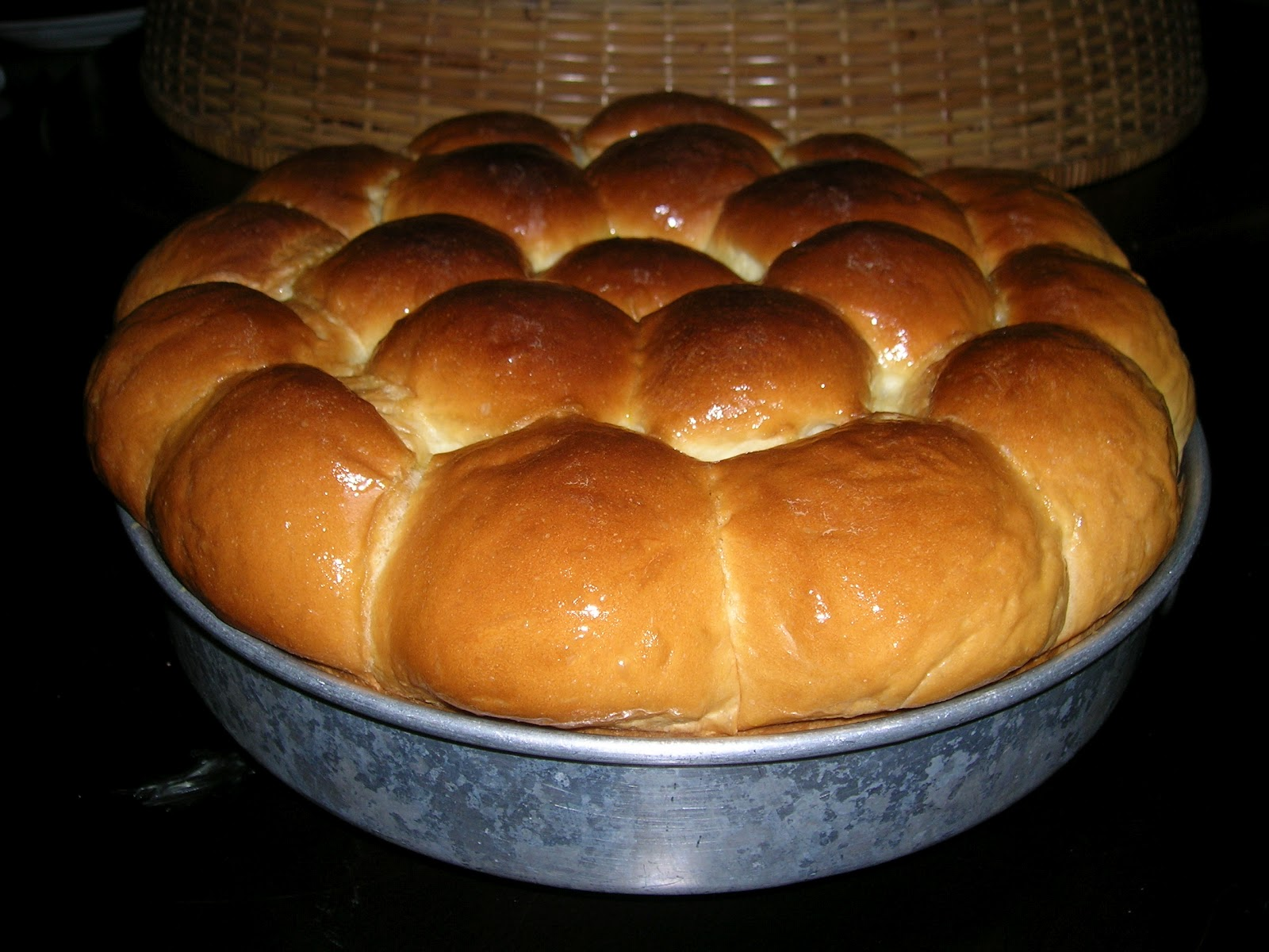 Resepi Roti Guna Bread Maker Russell Taylor - Agustus Nx