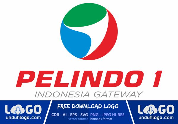 Logo Pelindo 1
