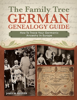 The Family Tree German Genealogy Guideby cover