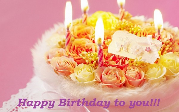 Latest Birthday Greetings Images