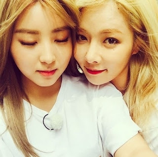 4minute's HyunA Congratulates Member Kwon Sohyun On Her Birthday Through Instagram