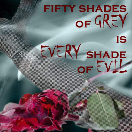 'Fifty Shades of Grey' Is Every Shade of Evil