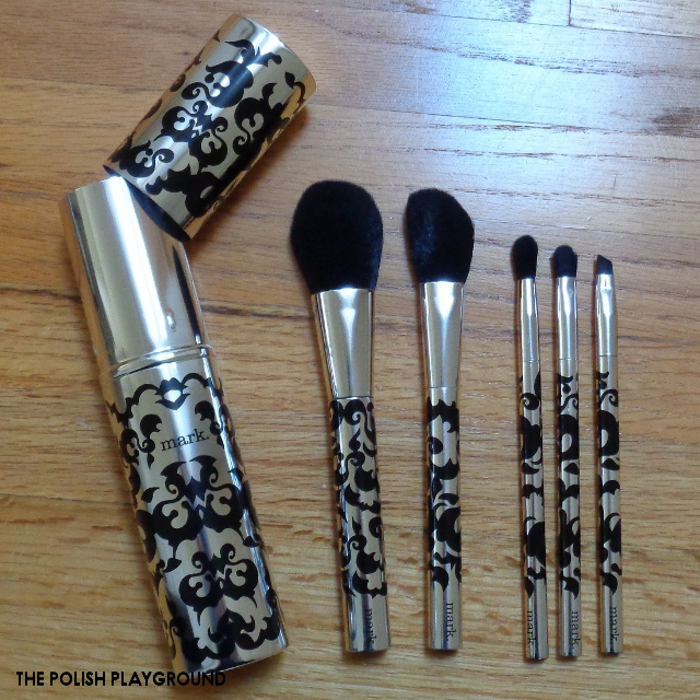 mark. Glam Plan Brush Set