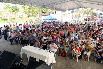 Roda de Violeiros atrai grande público à Praça Beira Rio