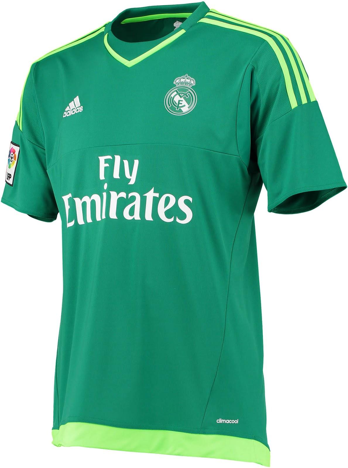 lowest price 340f3 43561 real madrid goalkeeper kit