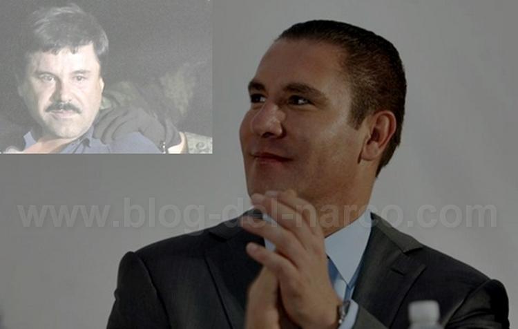 Moreno Valle y Javier Duarte se entrevistaron con el Chapo Guzmán
