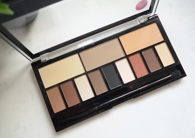 Makeup Revolution Ultra Eye Contour Light and Shade Review