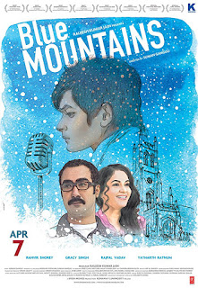 Blue Mountains 2017 Hindi Movie 195Mb hevc DVDRip