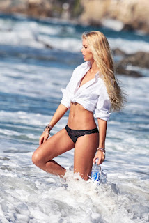 Kat Torres, 138 Water Photoshoot