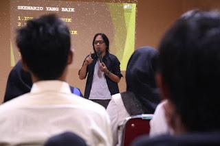 Usai Workshop & Dilantik, Generasi-9 Bersiap Membuat Film!