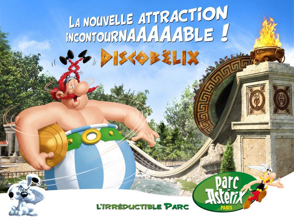 2 maniques de cuisine parc asterix bd