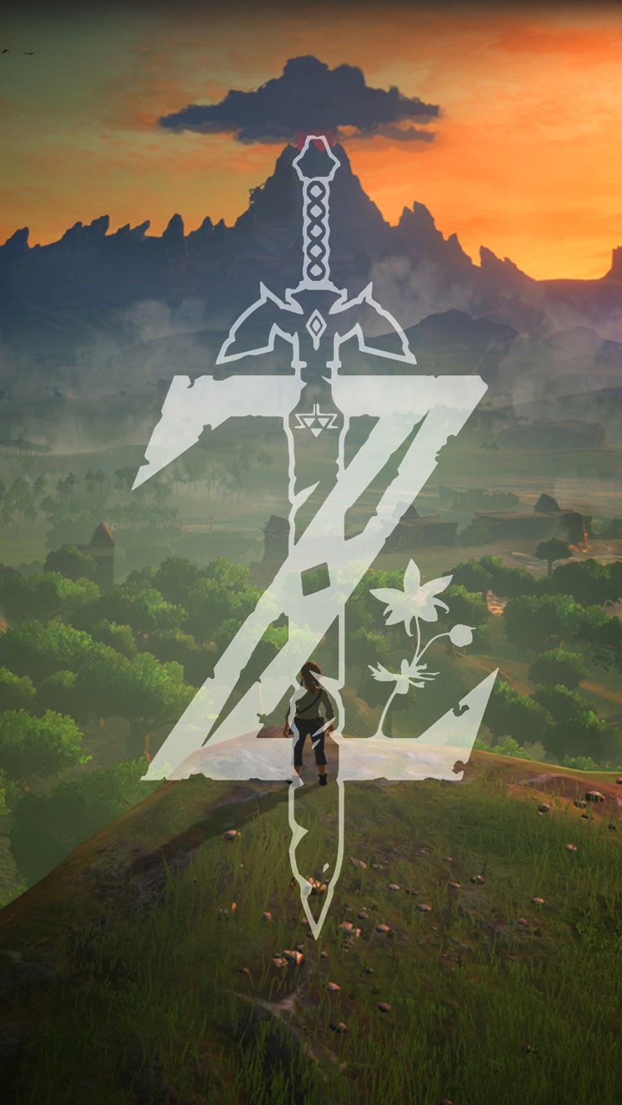 Zelda Phone Wallpapers Collection 33